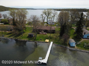 32335 Long Lake Point Rd Road, Erhard, MN 56534