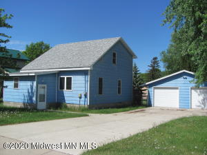 713 Douglas Avenue, Henning, MN 56551