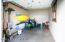 bonus equipment garage (in floor heat)