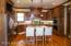 Gorgeous kitchen with pantry