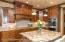 custom quarter-saw cabinets