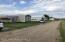 Towards Main Entrance; Barn 24x60 ; Garage 30x60