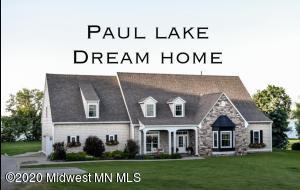 43166 S Paul Lake Drive, Perham, MN 56573