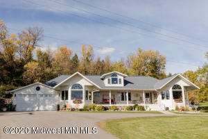 1156 E Frazee Avenue, Frazee, MN 56544