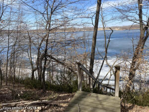 Prime Sybil Lake Lot-Excellent swimming and fishing! Lot size 155x700(2.74 AC) Priced below market value! Great Building Site and room for shed for all your toys or pull the camper in and enjoy sunsets, peace and quiet just steps away from lake.