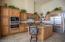 Wolf & Sub Zero appliances, Bosch ultra quiet dishwasher