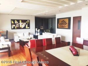 Departamento En Ventaen Huixquilucan, Bosque Real, Mexico, MX RAH: 18-73