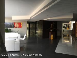 Departamento En Rentaen Miguel Hidalgo, Lomas De Bezares, Mexico, MX RAH: 18-77