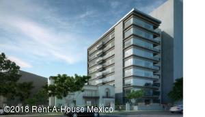 Departamento En Rentaen Miguel Hidalgo, Polanco Reforma, Mexico, MX RAH: 18-90
