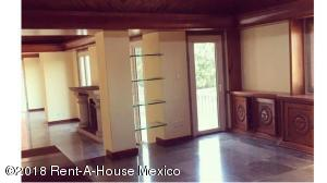 Casa En Rentaen Miguel Hidalgo, Bosques De Las Lomas, Mexico, MX RAH: 18-111