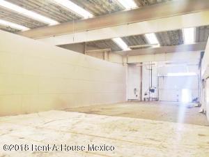 Nave Industrial En Rentaen Tultitlan, Tultitlan, Mexico, MX RAH: 18-27