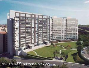 Departamento En Ventaen Huixquilucan, Bosque Real, Mexico, MX RAH: 18-116