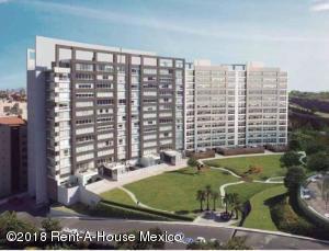 Departamento En Ventaen Huixquilucan, Bosque Real, Mexico, MX RAH: 18-117