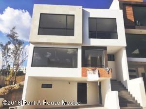 Casa En Ventaen Atizapan De Zaragoza, Bosque Esmeralda, Mexico, MX RAH: 18-141