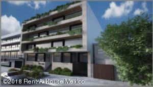 Departamento En Ventaen Benito Juárez, Del Valle, Mexico, MX RAH: 18-147
