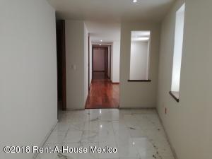 Departamento En Rentaen Miguel Hidalgo, Polanco, Mexico, MX RAH: 18-169