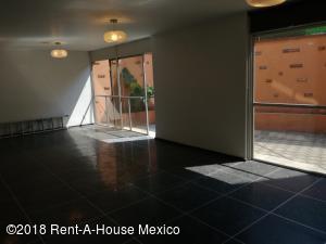 Casa En Rentaen Miguel Hidalgo, Anzures, Mexico, MX RAH: 18-170