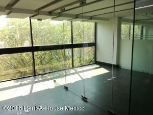 Oficina En Rentaen Miguel Hidalgo, Anzures, Mexico, MX RAH: 18-171