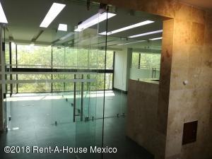 Oficina En Rentaen Miguel Hidalgo, Anzures, Mexico, MX RAH: 18-174
