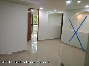 Oficina En Rentaen Miguel Hidalgo, Anzures, Mexico, MX RAH: 18-175