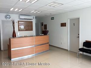 Oficina En Rentaen Queretaro, Bugambilias, Mexico, MX RAH: 18-177