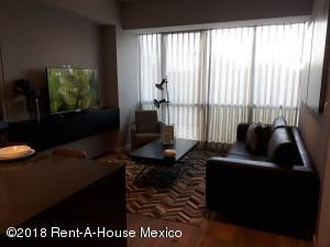 Departamento En Rentaen Cuajimalpa De Morelos, Contadero, Mexico, MX RAH: 18-198