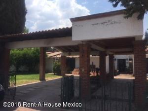 Casa En Rentaen San Juan Del Rio, San Gil, Mexico, MX RAH: 18-217