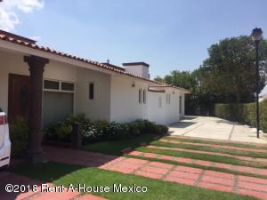 Casa En Rentaen San Juan Del Rio, San Gil, Mexico, MX RAH: 18-218