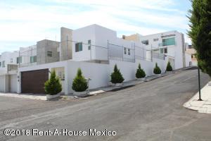 Casa En Ventaen Queretaro, Lomas Del Cimatario, Mexico, MX RAH: 18-276
