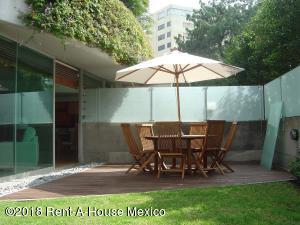 Departamento En Rentaen Miguel Hidalgo, Lomas Atlas, Mexico, MX RAH: 18-277