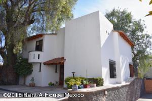 Casa En Ventaen Queretaro, Juriquilla, Mexico, MX RAH: 18-278