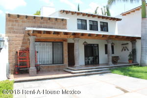 Casa En Ventaen Queretaro, Juriquilla Privada, Mexico, MX RAH: 18-310