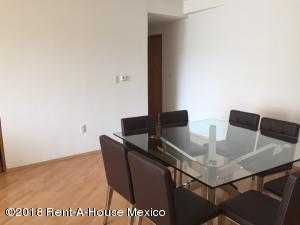 Departamento En Rentaen Alvaro Obregón, Santa Fe, Mexico, MX RAH: 18-311