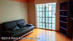 Departamento En Rentaen Miguel Hidalgo, Polanco, Mexico, MX RAH: 18-337