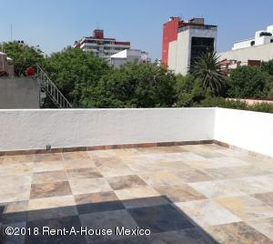 Departamento En Rentaen Miguel Hidalgo, Polanco, Mexico, MX RAH: 18-340