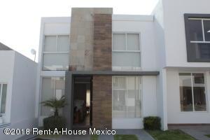 Casa En Ventaen Queretaro, Juriquilla, Mexico, MX RAH: 18-345