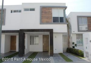 Casa En Ventaen Queretaro, Juriquilla, Mexico, MX RAH: 18-346