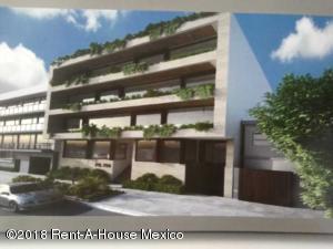 Departamento En Ventaen Benito Juárez, Del Valle, Mexico, MX RAH: 18-139