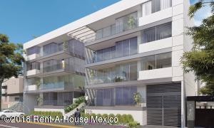 Departamento En Ventaen Benito Juárez, Del Valle, Mexico, MX RAH: 18-380