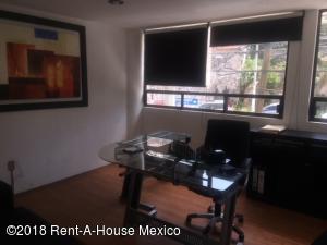 Oficina En Rentaen Tlalnepantla De Baz, El Dorado, Mexico, MX RAH: 18-409