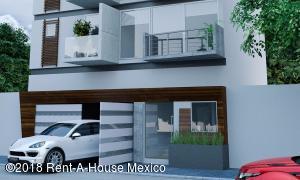 Departamento En Ventaen Benito Juárez, Santa Maria Nonoalco, Mexico, MX RAH: 18-414