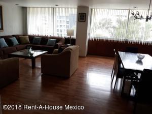 Departamento En Rentaen Miguel Hidalgo, Polanco, Mexico, MX RAH: 18-491