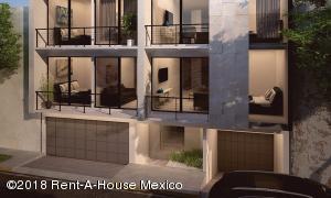 Departamento En Ventaen Benito Juárez, Narvarte Poniente, Mexico, MX RAH: 18-500