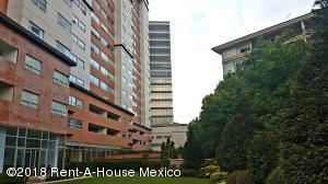 Departamento En Rentaen Cuajimalpa De Morelos, Santa Fe Cuajimalpa, Mexico, MX RAH: 18-502