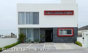 Casa En Ventaen Queretaro, Juriquilla, Mexico, MX RAH: 18-511