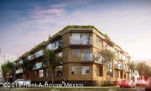 Departamento En Ventaen Benito Juárez, Portales, Mexico, MX RAH: 18-517