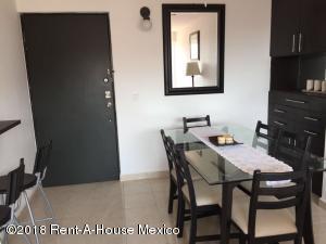 Departamento En Rentaen Queretaro, Privalia Ambienta, Mexico, MX RAH: 18-523