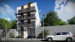Departamento En Ventaen Benito Juárez, Del Carmen, Mexico, MX RAH: 18-531