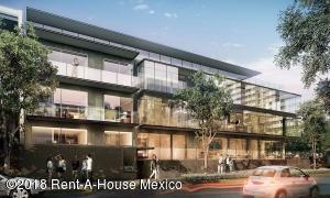 Departamento En Ventaen Miguel Hidalgo, Polanco, Mexico, MX RAH: 18-545