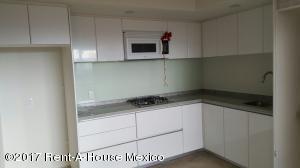 Departamento En Ventaen Cuajimalpa De Morelos, Santa Fe Cuajimalpa, Mexico, MX RAH: 18-568